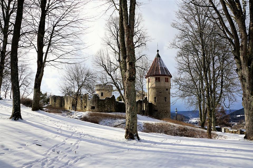 Winter, Snow, Cold, Tree, Season, Frost, Landscape