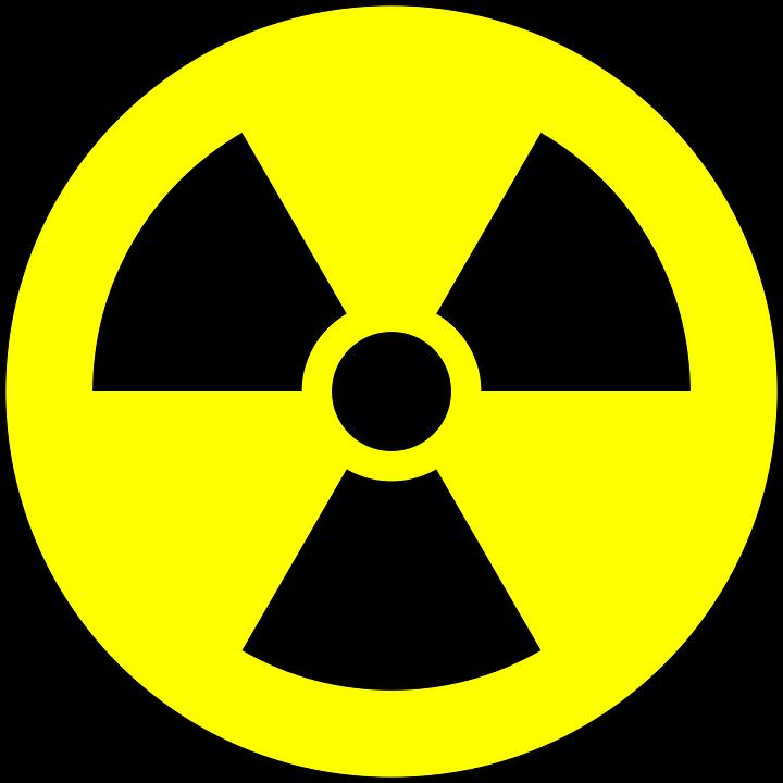Radioactive, Danger, Radiant, Nuclear Waste, Trefoil