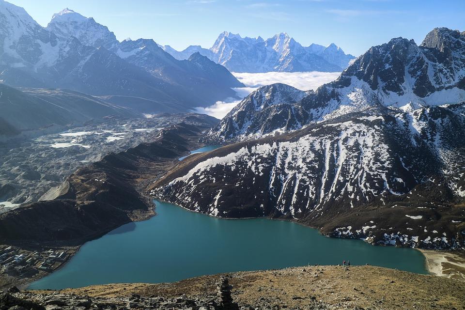 Nepal, Ebc, Gokyo, Trekking