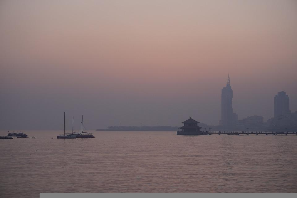Trestle, Qingdao, Sea