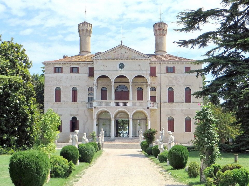 Italy, Roncade, Castle, Treviso, Great Wine, Winery