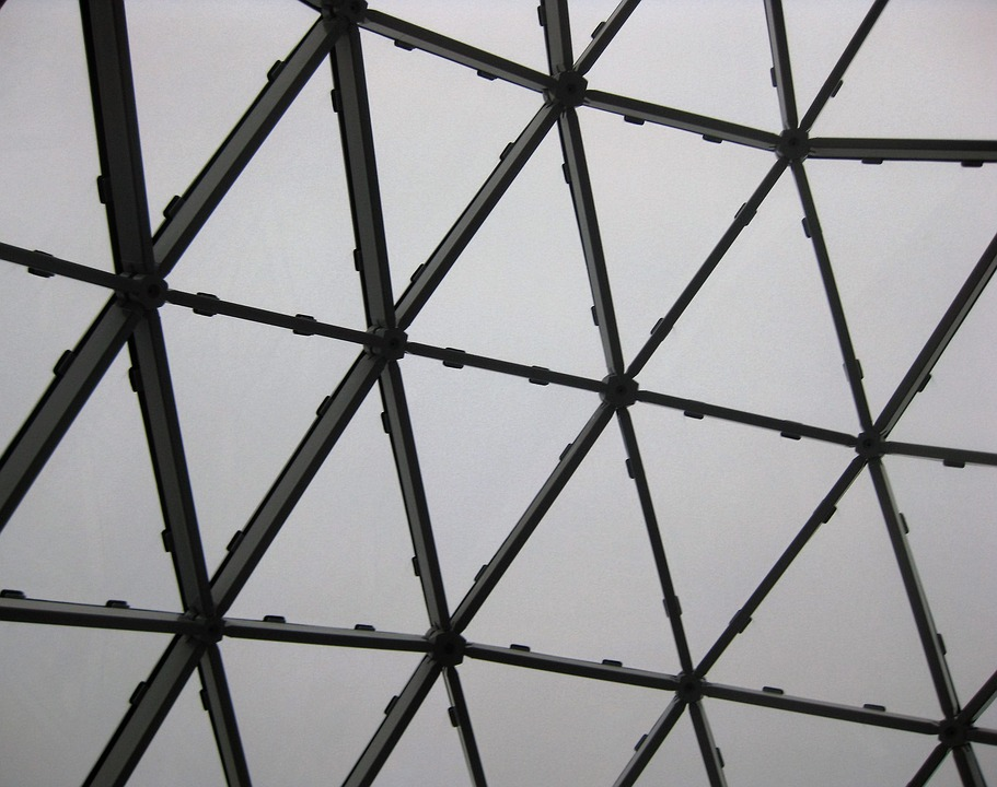 Triangles, Architecture, Construction