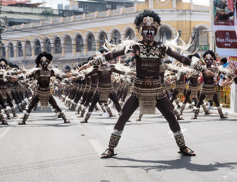 Festival, Street, Dance, Tribal, Performance, Native