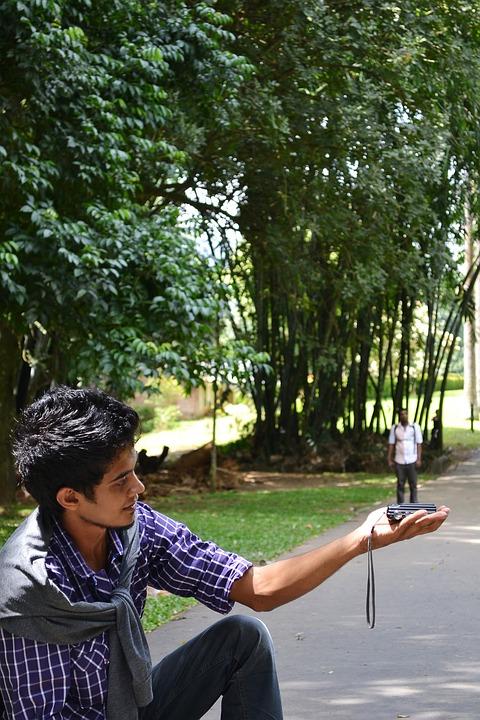 Giant, Trick Shot, Boy, Youth, Sri Lankan, Jeans