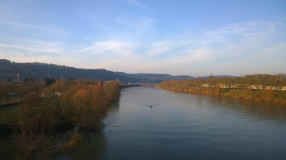 Trier, Treves, Rheinland-pfalz, Rhineland-palatinate