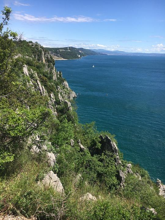 Sea, Coast, Trieste