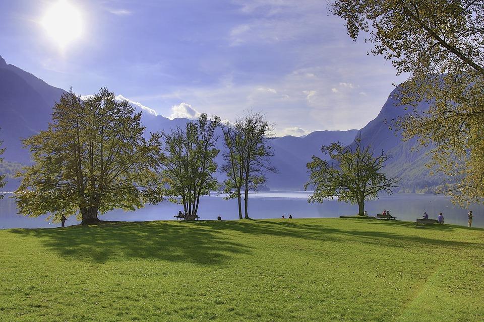 Lake, Slovenia, Beautiful Nature, Triglav National Park