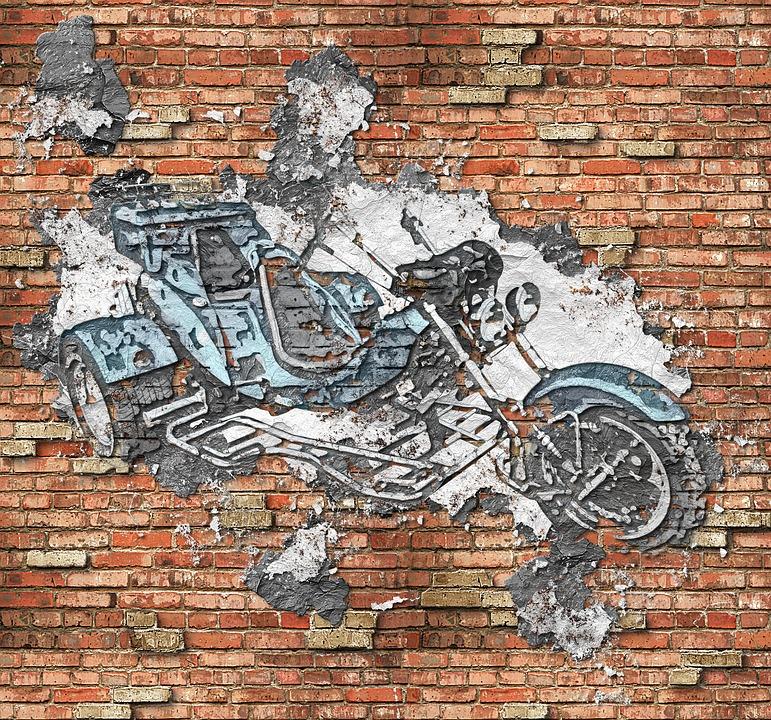 Boom Highway, Trike, Car, Motorbike, Technical