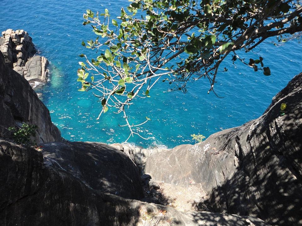 Trincomalee, Coast, Sea, Koneshwaran, Clear Water