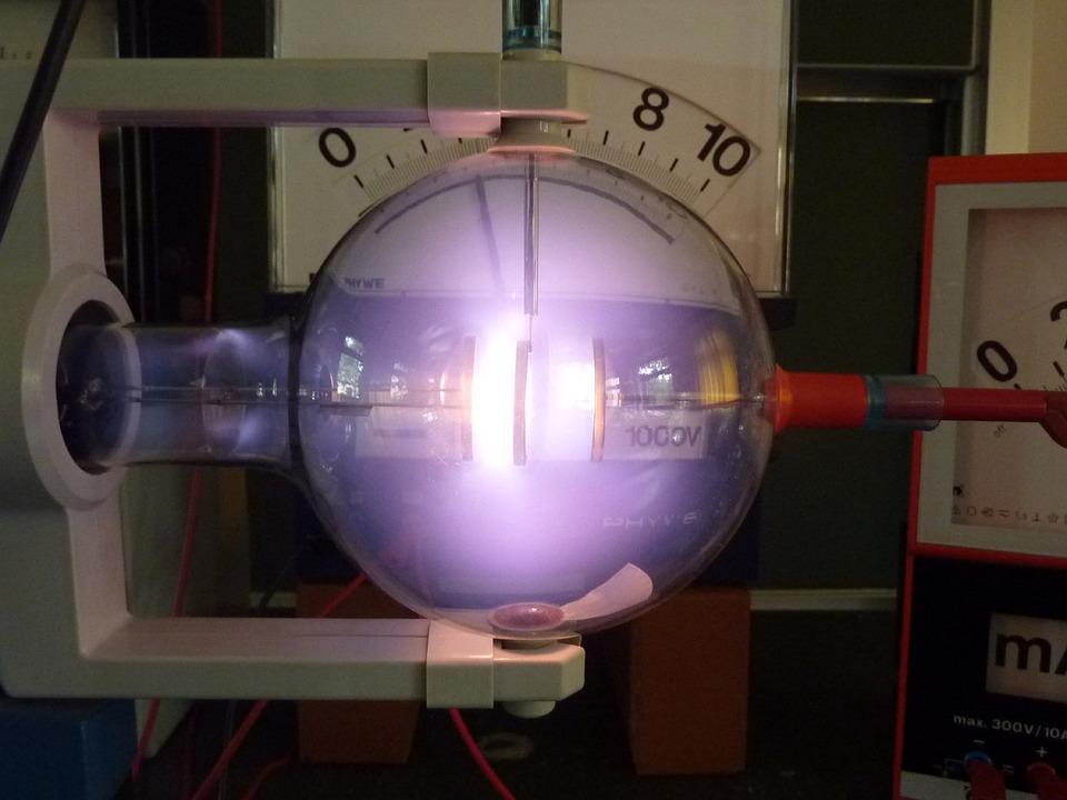 Physics, Light, Triode, Helium, Quantum Physics
