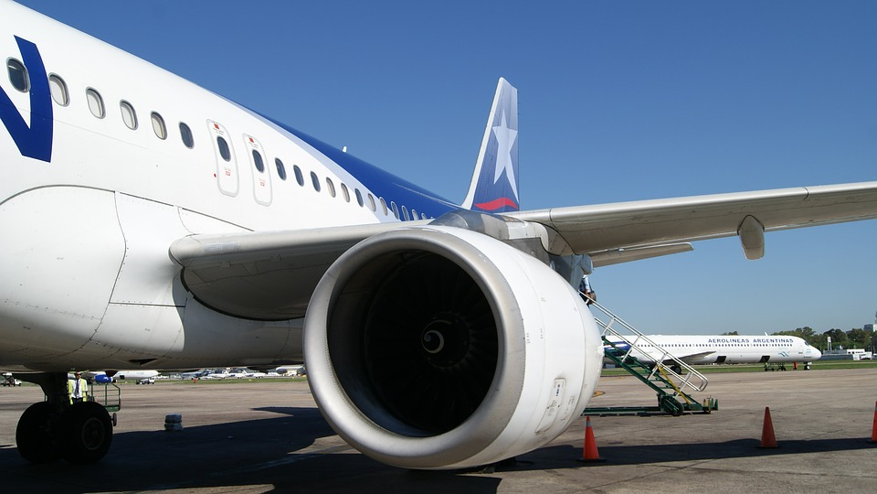 Plane, Airport, Chile, Aviation, Trip, Aeronautics