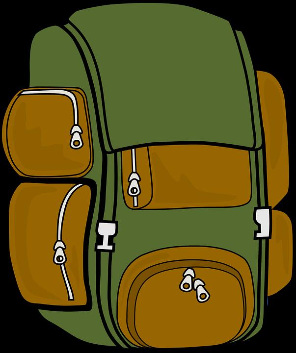 Backpack, Bag, Hiking, Trip, Travel, Luggage, Outdoors
