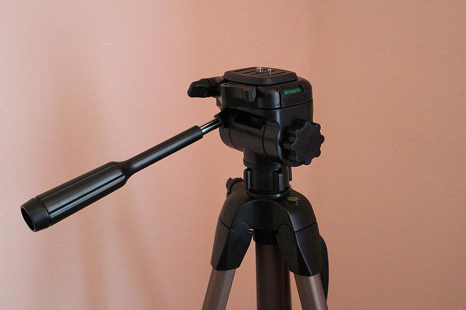 Tripod, Photo Tripod, Stable