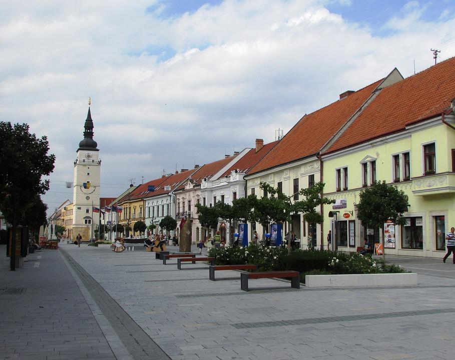 Trnava, Slovakia, Center, Europe