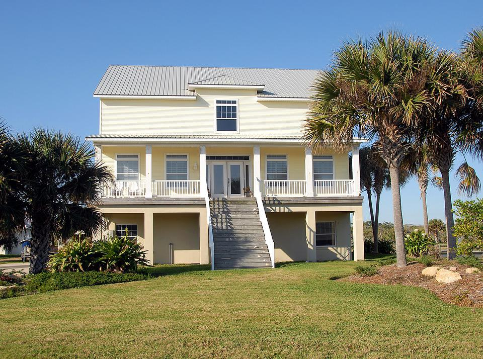Florida Home, Tropical Climate, Real Estate, Property