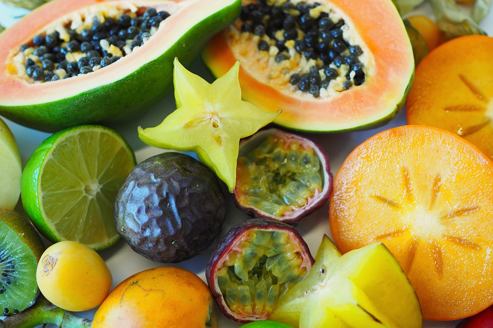 Fruit, Food, Tropical, Sweet, Refreshment, Healthy