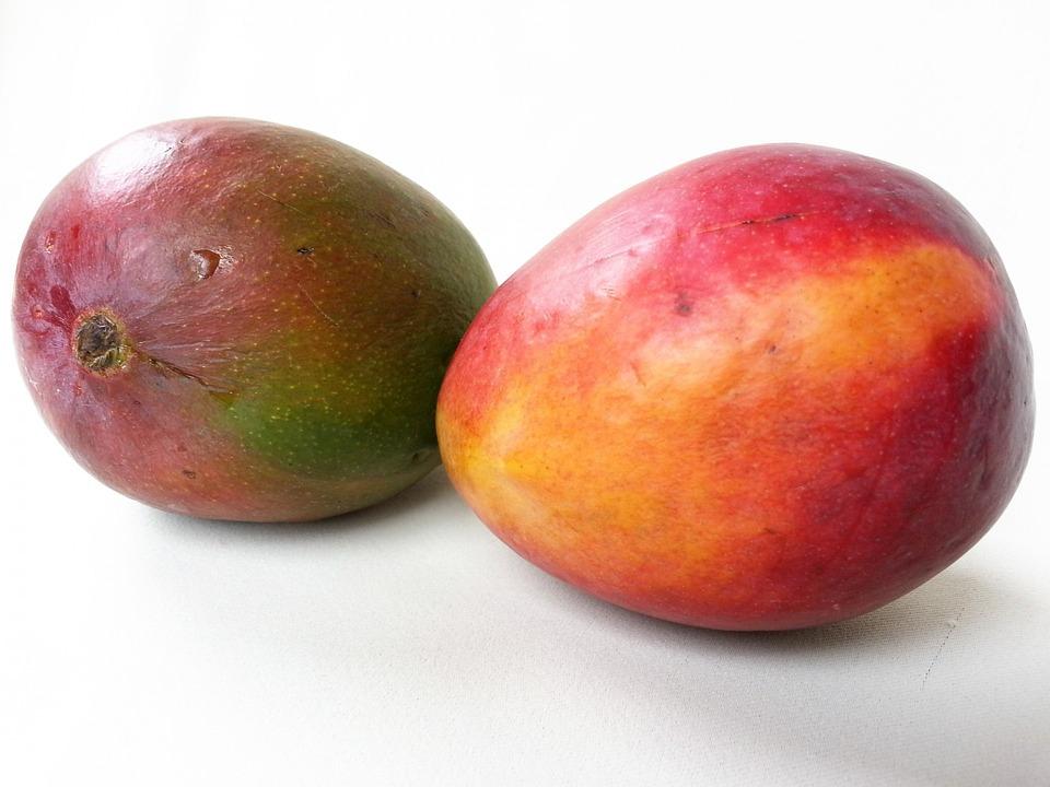 Mango, Fruit, Exotic, Tropical, Fresh, Food, Juicy