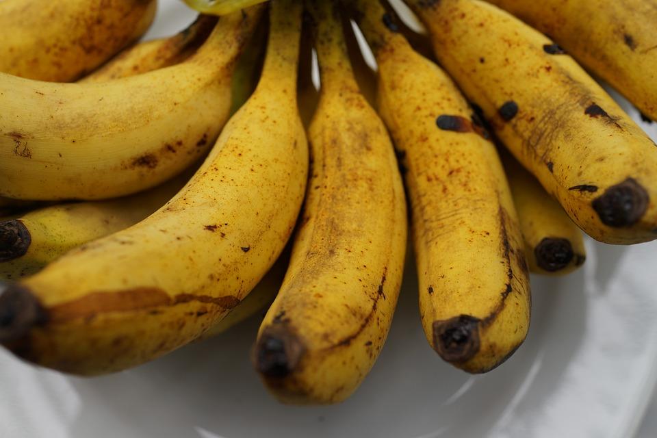 Bananas, Popular Fruit, Nutrition, Tropical, Fresh