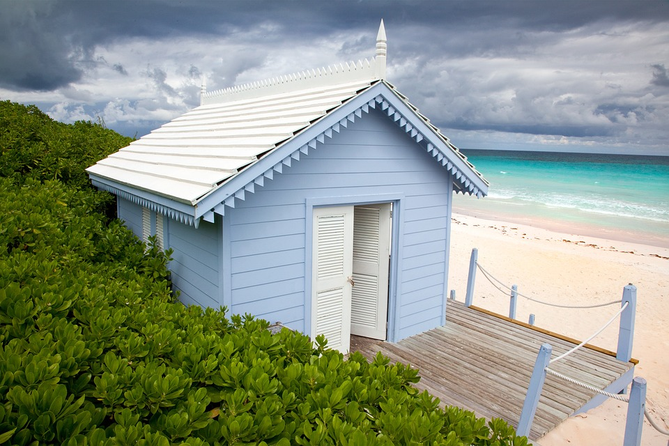 Bahamas, Beach, Landscape, Ocean, Sea, Tropical