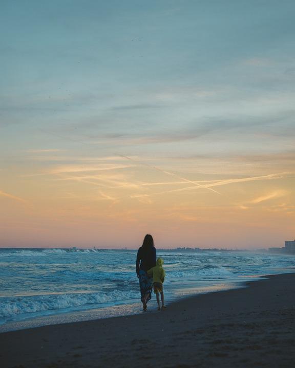 Beach, Ocean, Sand, Tropical, Sea, Vacation, Sky