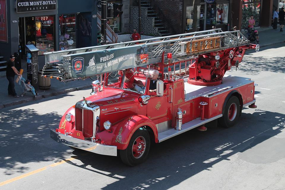 Free photo Truck Firefighter Older Vehicles Rescuer History - Max ...
