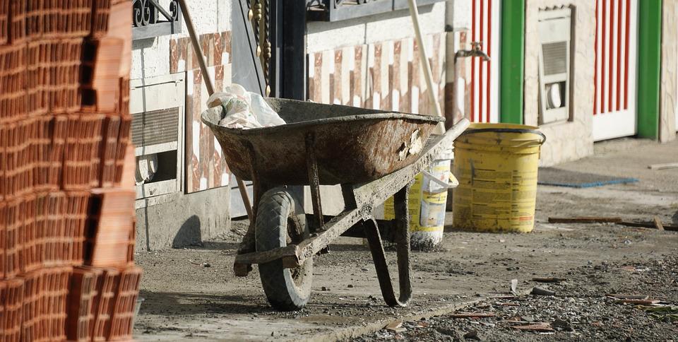 Image, Work, Truck, Construction, Finlandia