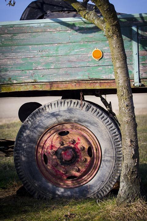 Truck, Wheel, Trailer, Transport, Cargo, Lorry, Freight