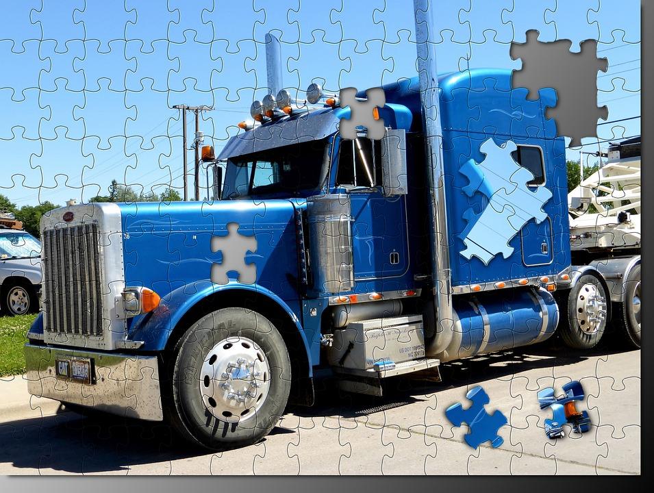 Texture, Usa, Truck, Vehicle, Transport, Chrome