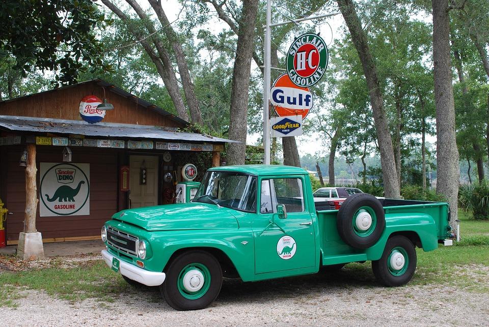Classic Cars, Truck, Automobile, Vintage, Auto
