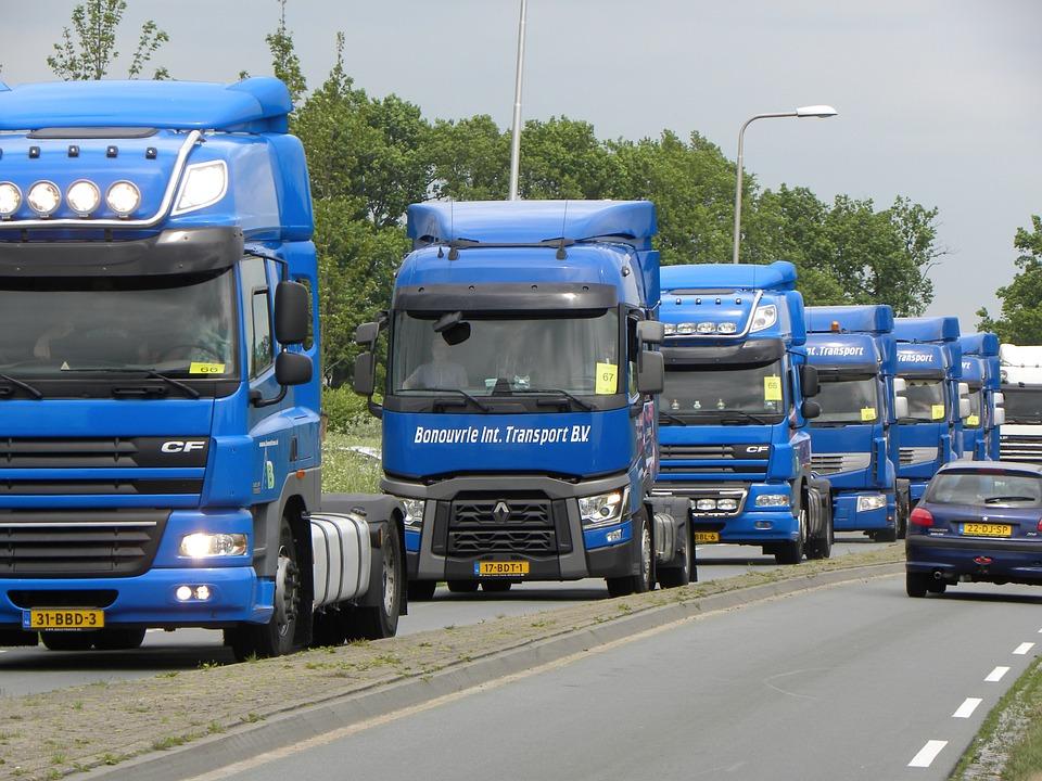 Truck, Truckers, Car