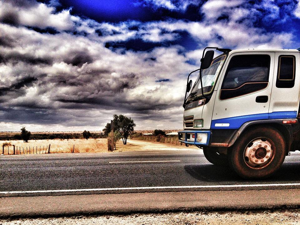 Truck, Travel, Lorry, Trucking, Road, Transport