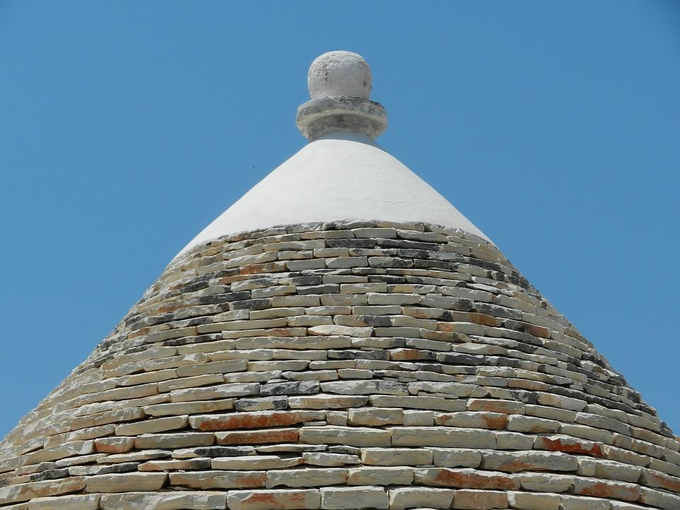 House, Trullo, Roof, Italy, Puglia, Alberobello