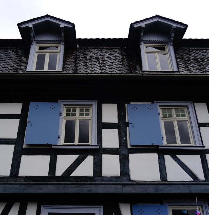 Fachwerkhaus, Truss, Historically, Building, Old Town