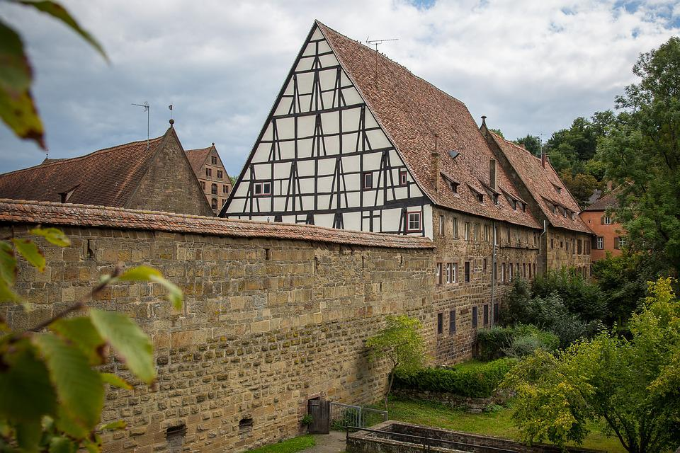 Maulbronn, Monastery, Truss, Middle Ages