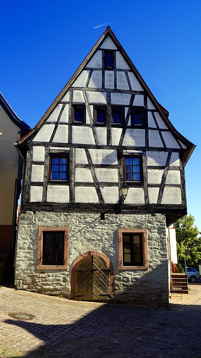 Truss, Village, Middle Ages, Building, Old Town