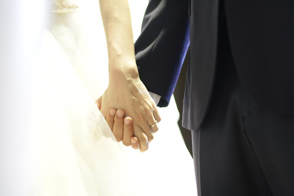 Hand, Arm, Marriage, Trust, Groom, Priest, Couples