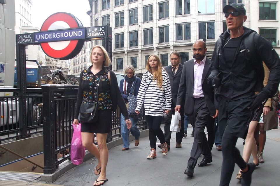 London, Tube, City