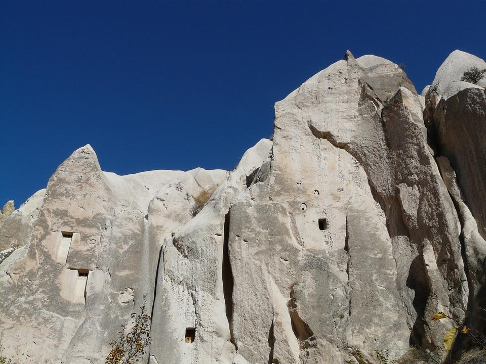 Valley Of Roses, Cappadocia, Tufa, Turkey, Home