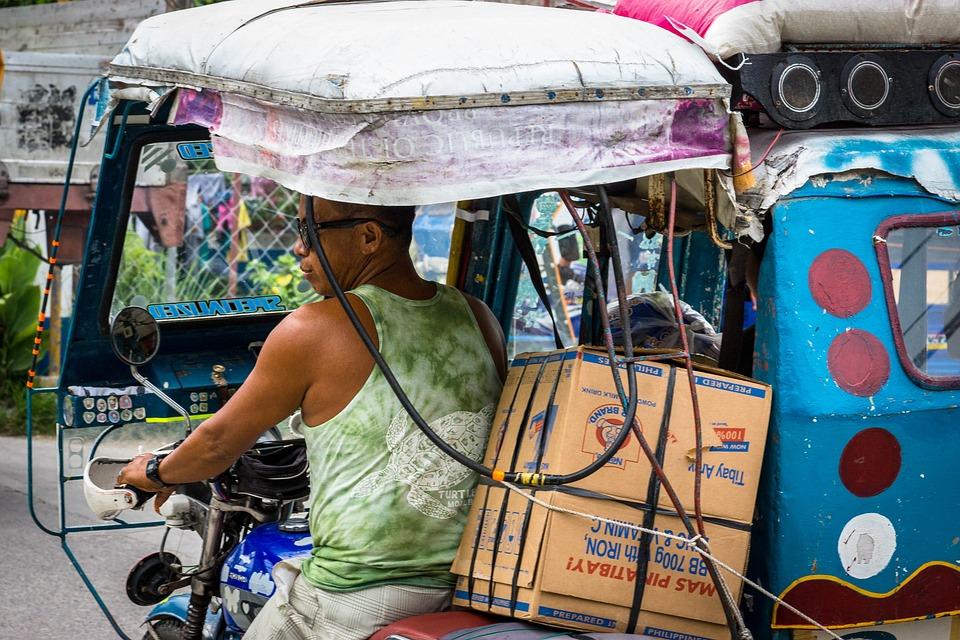 Human, Road, City, Vehicle, Holiday, Asia, Tuk Tuk, Man
