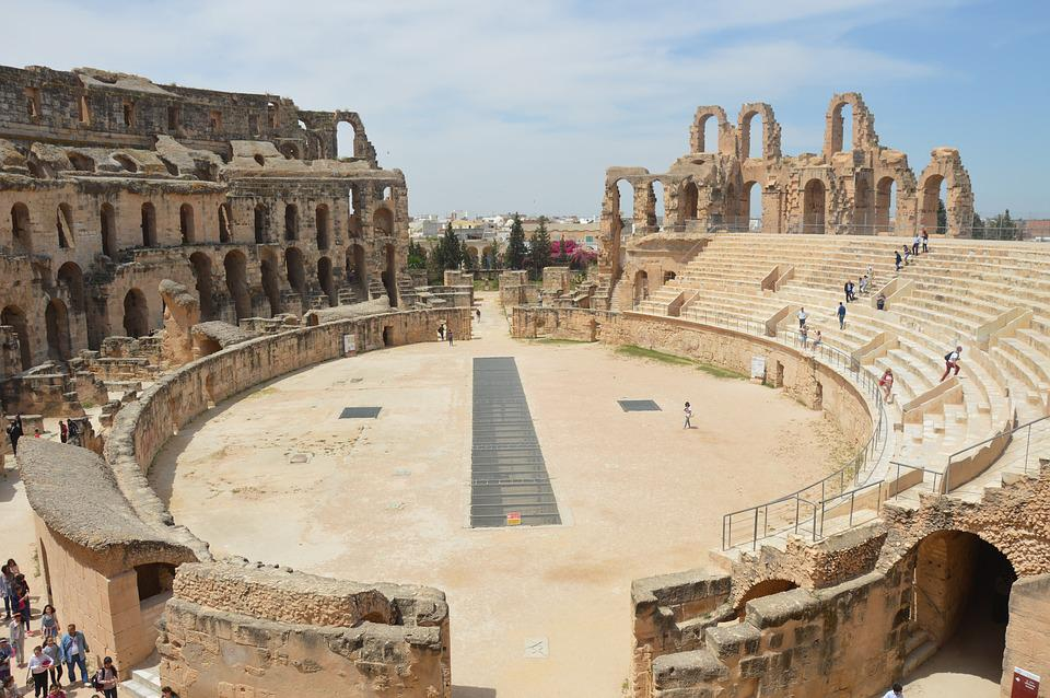 El-djem, Tunisia, History