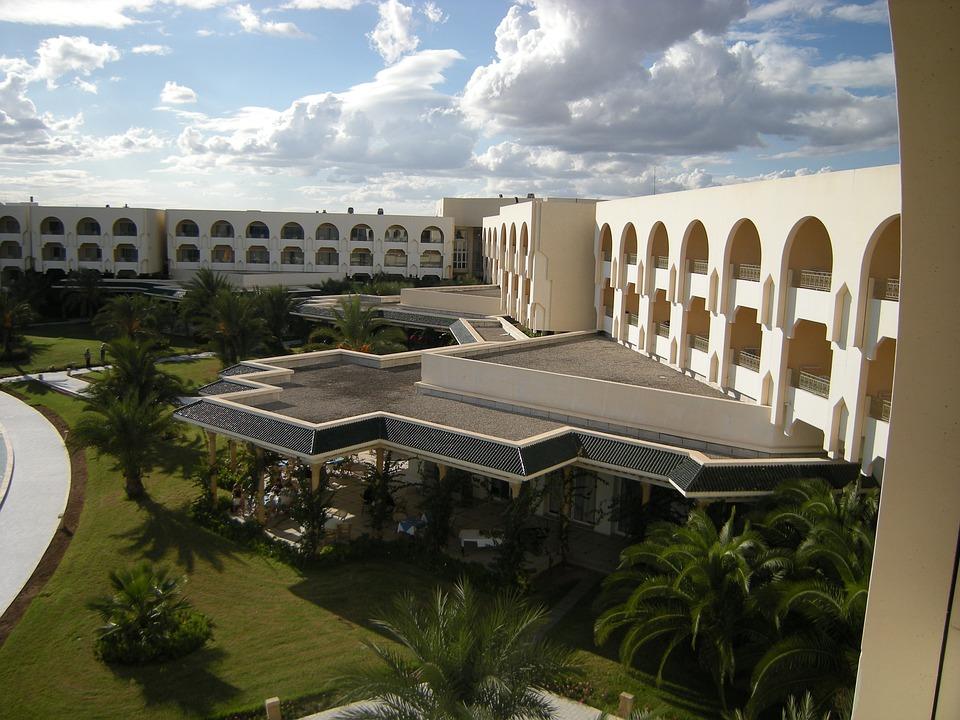 Tunisia, Hotel, Sousse