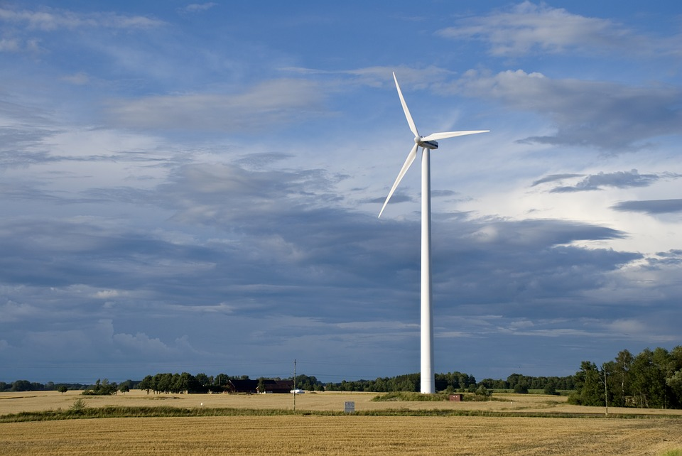 Turbine, Windmill, Electricity, Wind, Generator