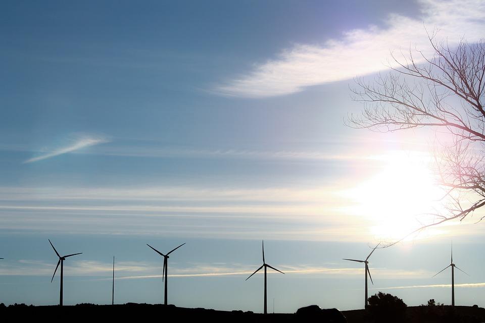 Electricity, Wind, Windmill, Power, Turbine