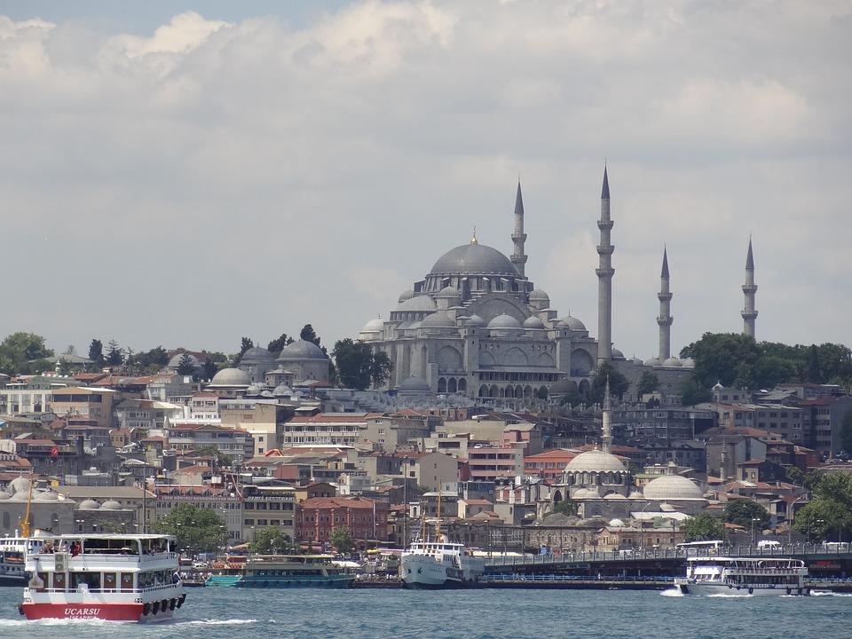 Blue Mosque, Istanbul, Turkey, City, Turkish, Holidays
