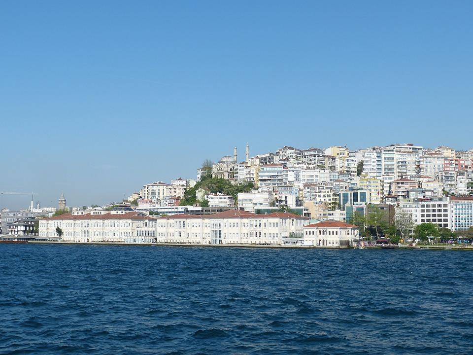 Istanbul, Turkey, Orient, Bosphorus, Historic Center
