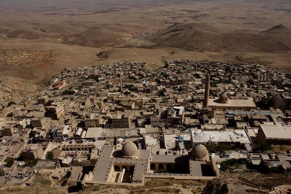 Mardin, City, Mesopotamia, Historical City, Turkey