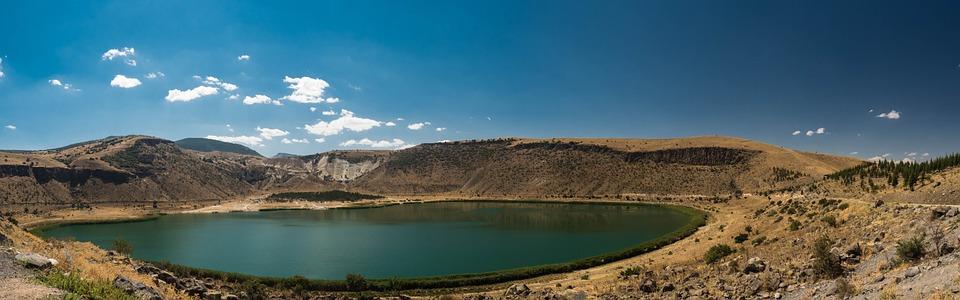 Turkey, Cappadogia, Lagoon
