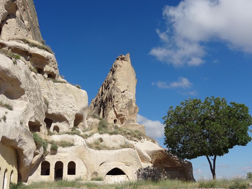 Landscape, Cappadocia, Turkey