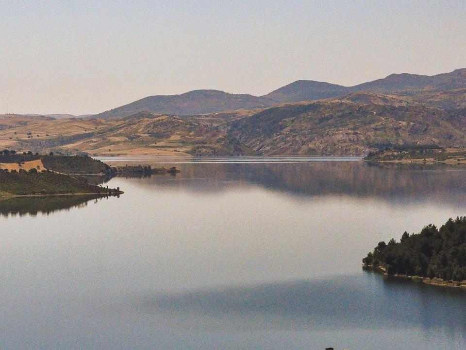 Landscape, Nature, Outdoors, Lake, Mountain, Turkey