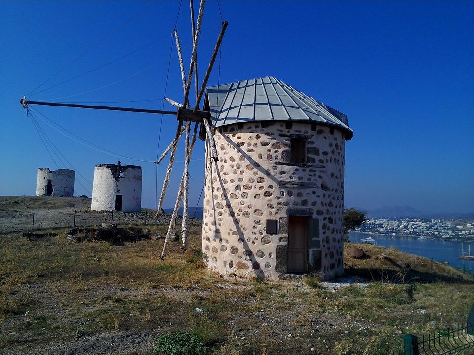 Mill, Turkey, Costa